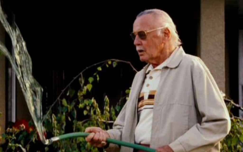 Stan Lee X-Men: The Last Stand Cameo