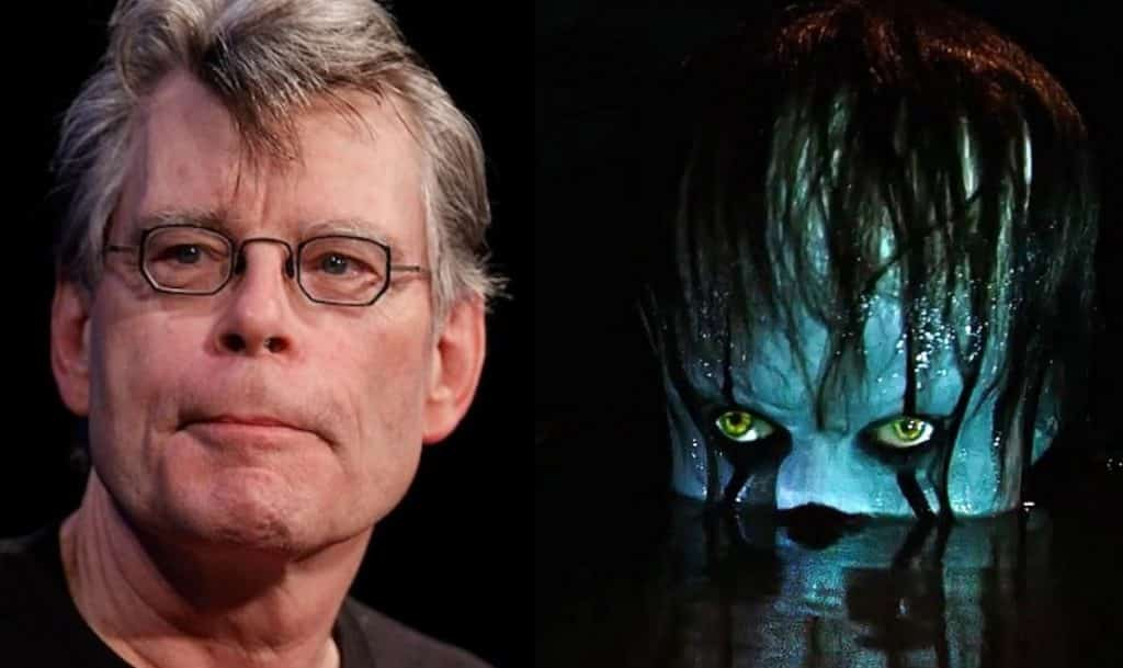 Stephen King IT Movie Pennywise