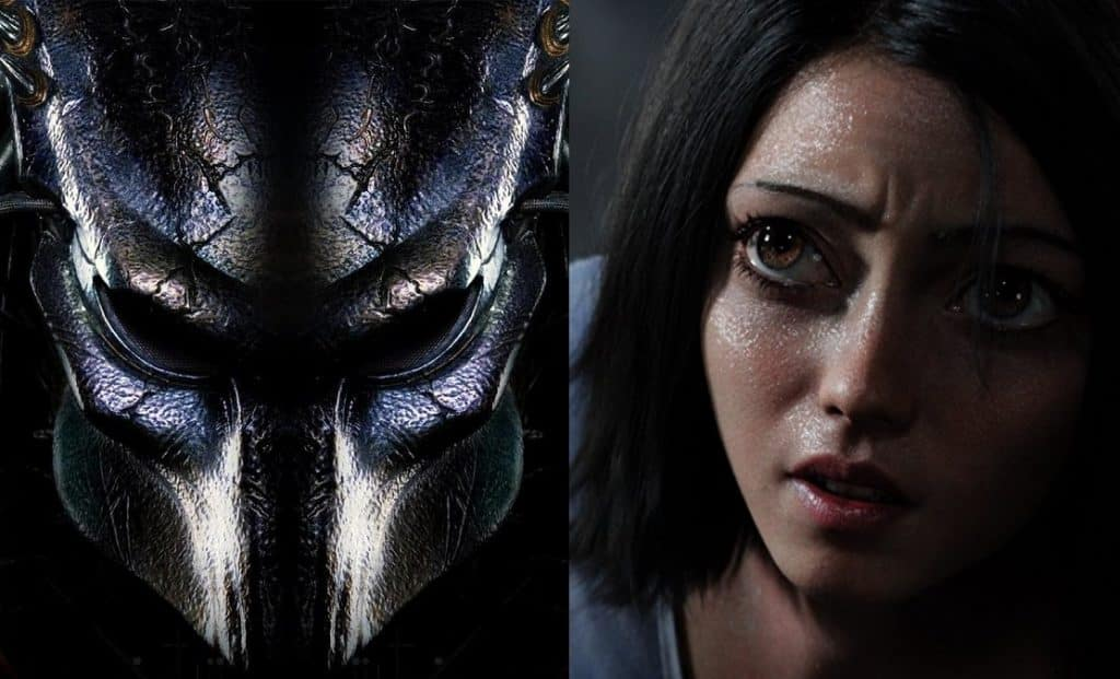 THE PREDATOR And ALITA: BATTLE ANGEL Will Arrive Later Than Expected