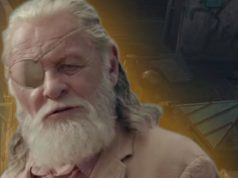 Thor: Ragnarok Odin Anthony Hopkins