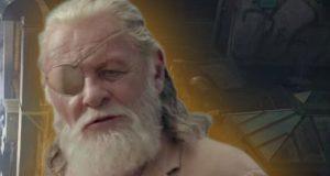 Thor: Ragnarok Odin Anthony Hopkins