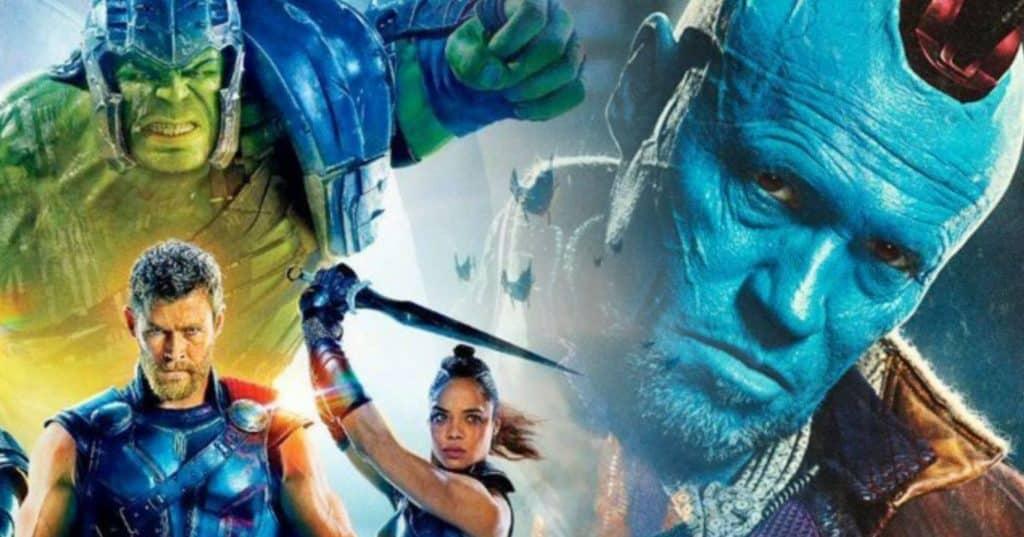 Thor: Ragnarok Yondu Deleted Scene