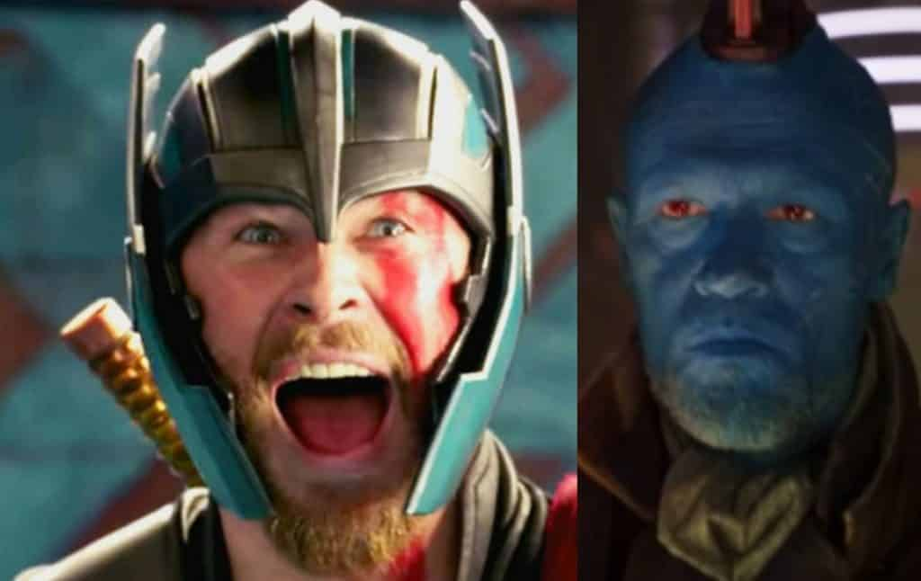 Thor: Ragnarok Deleted Scene Yondu