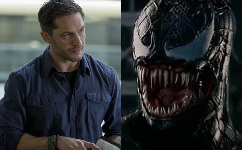 Watch the first trailer for Sony's 'Venom,' starring Tom Hardy
