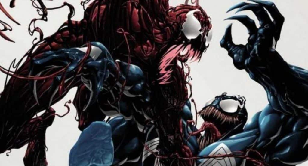 Venom Carnage Marvel Comics