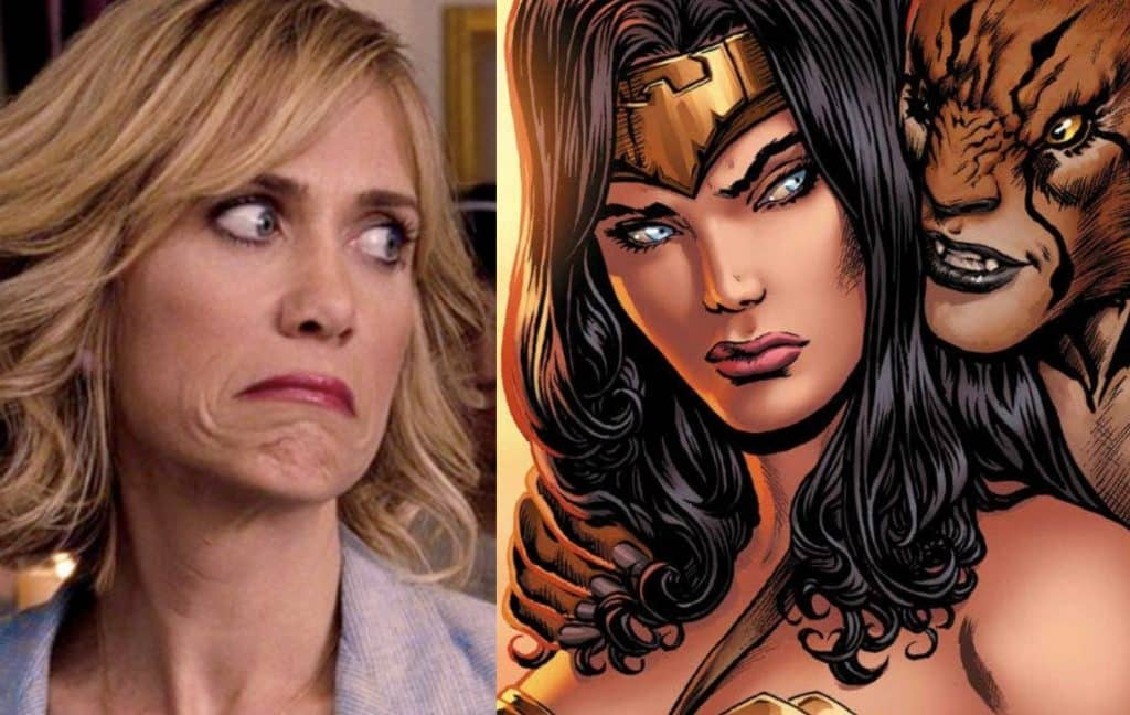 Wonder Woman 2 Cheetah Kristen Wiig