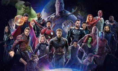 Avengers: Infinity War Avengers 4