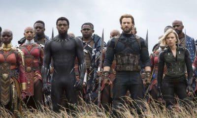 Avengers: Infinity War Behind The Scenes