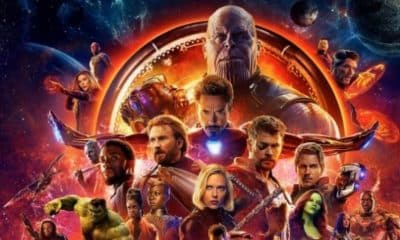 Avengers: Infinity War Marvel Characters