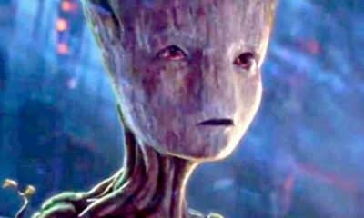 Avengers: Infinity War Teenage Groot