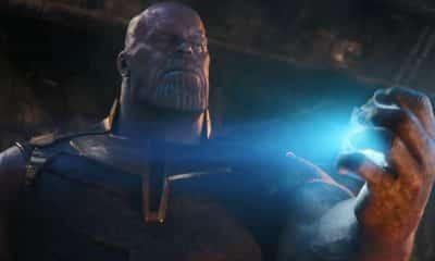 Avengers: Infinity War Trailer Thanos