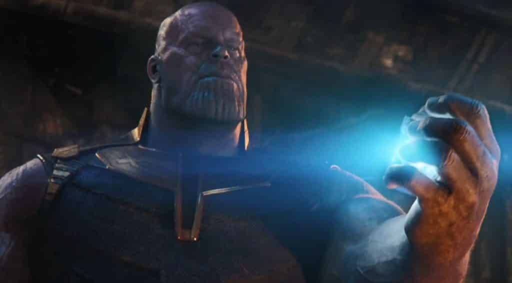 Avengers: Infinity War Trailer Thanos
