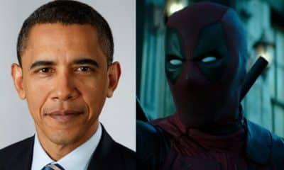 Barack Obama Deadpool 2