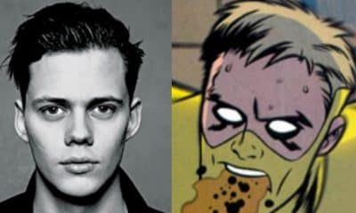 Bill Skarsgård Deadpool 2