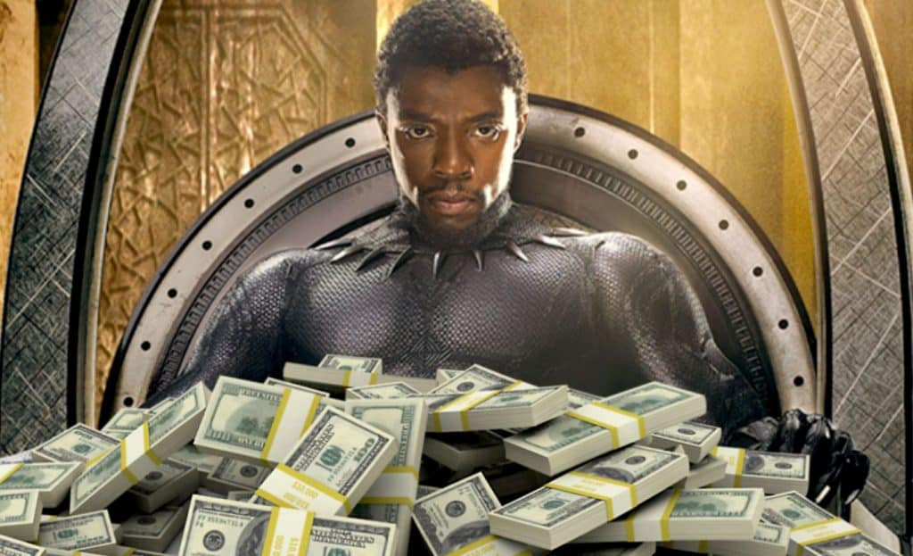 Black Panther Movie Box Office
