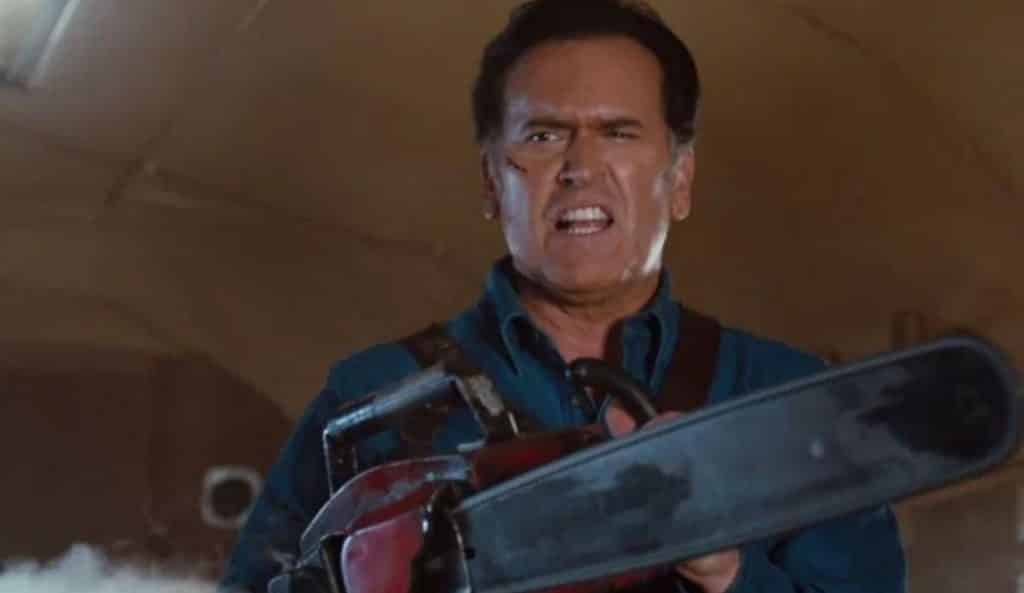 Bruce Campbell Probably Done Playing Ash If Ash Vs Evil