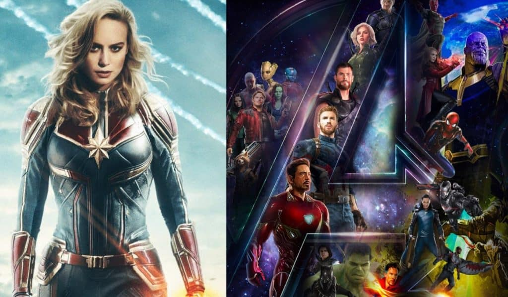 Why Captain Marvel Was Cut From Avengers Infinity War