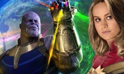 Captain Marvel Avengers: Infinity War
