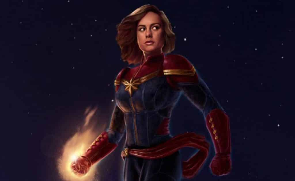 captain marvel in mcu