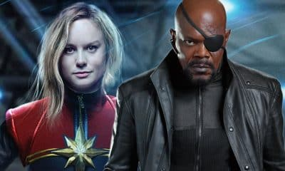 Captain Marvel Samuel L. Jackson