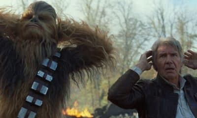 Chewbacca Han Solo Star Wars: The Force Awakens