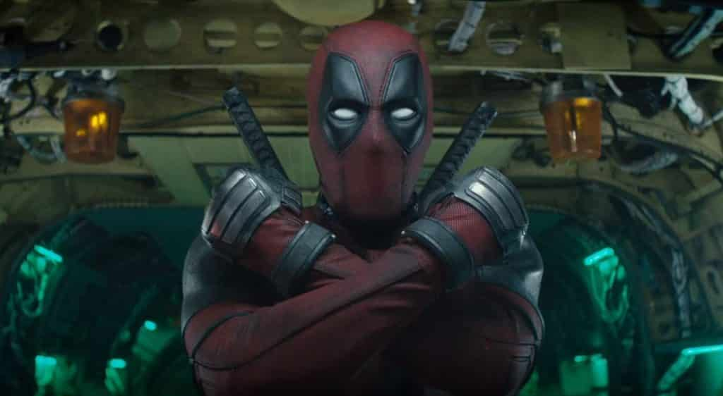 Image result for deadpool 2 2018 film