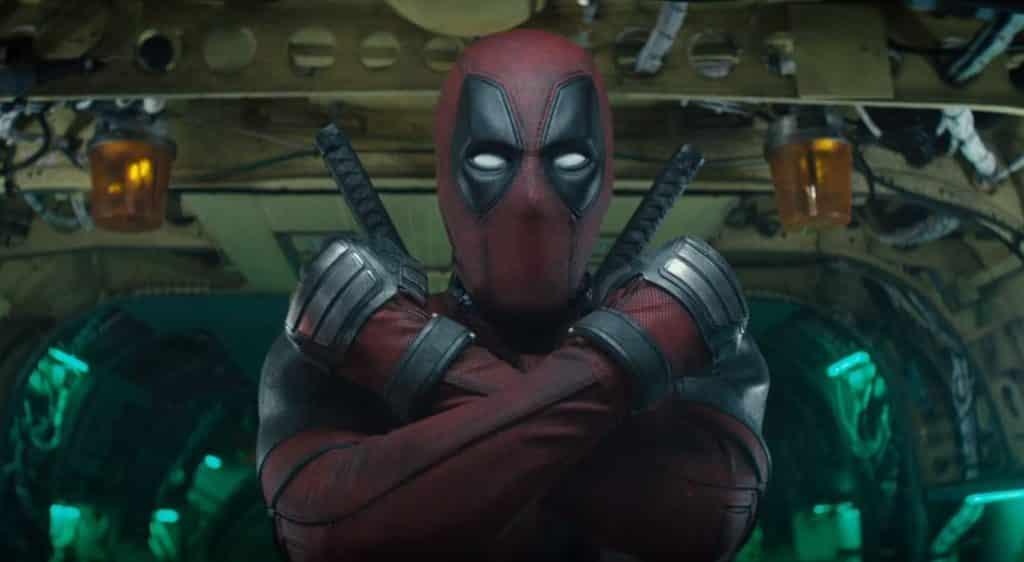 Deadpool 2 Trailer #2