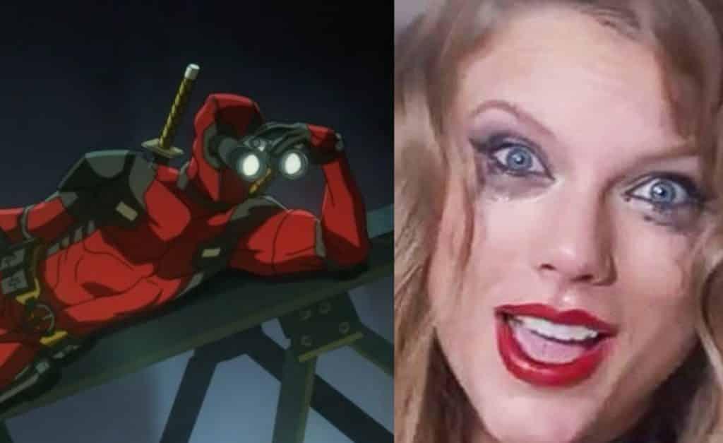 Deadpool Taylor Swift