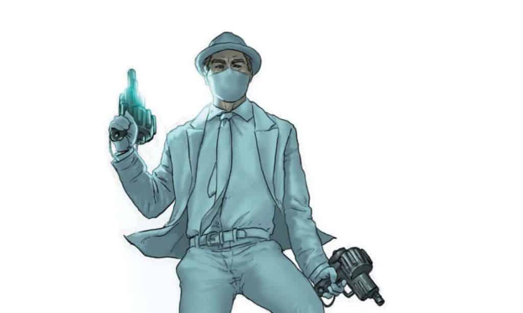 Dr. Nemesis Marvel