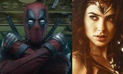 Gal Gadot Deadpool Ryan Reynolds