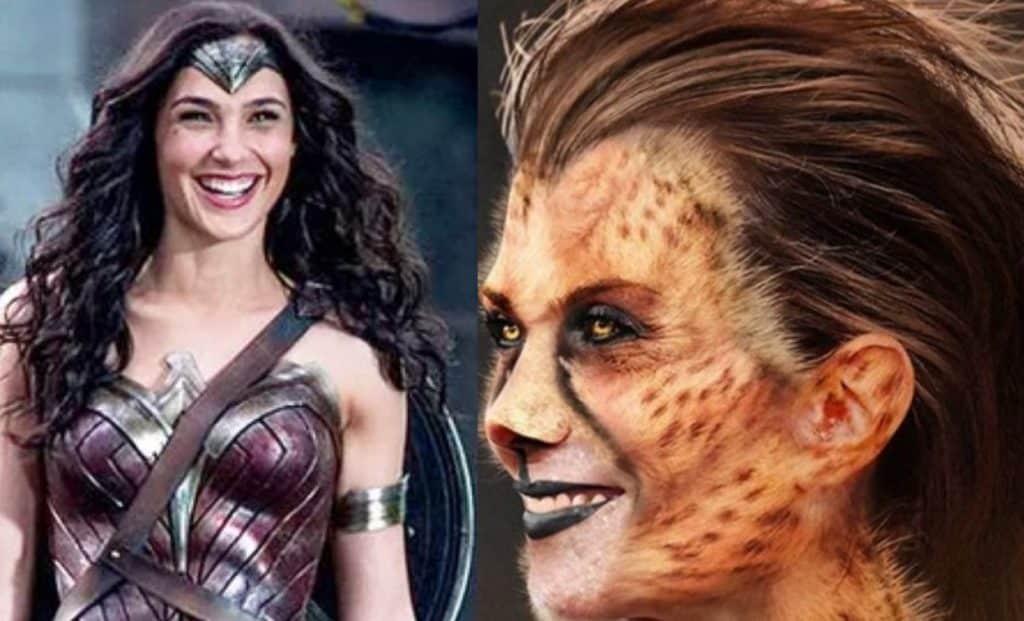 Gal Gadot Kristen Wiig Wonder Woman 2