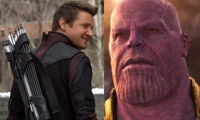 Hawkeye Avengers: Infinity War