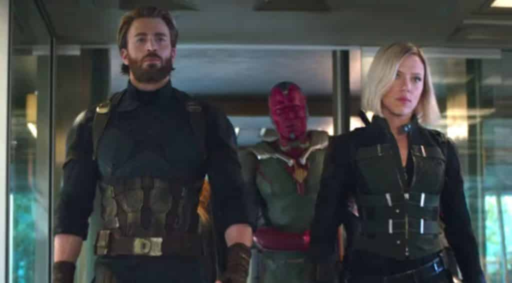 Infinity War: Chris Evans And Scarlett Johansson On Possible
