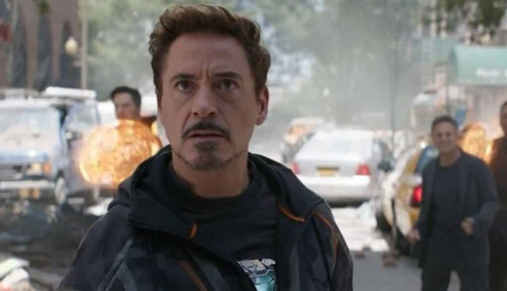 Iron Man Robert Downey Jr. Avengers: Infinity War MCU