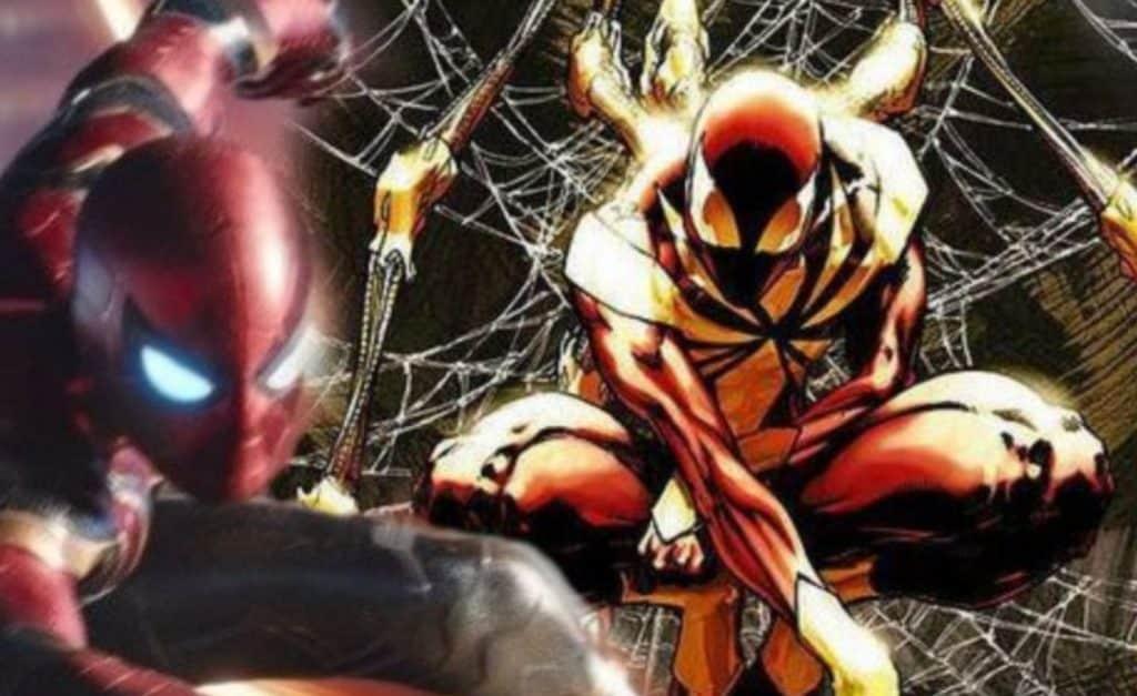 Iron Spider Avengers: Infinity War