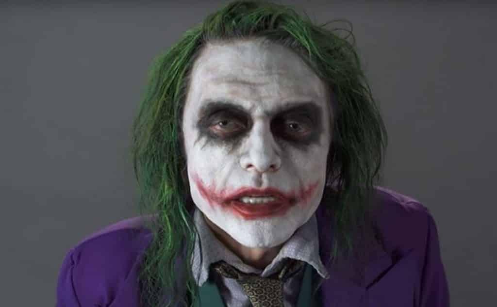Joker Tommy Wiseau