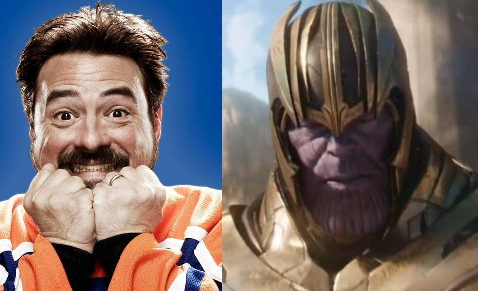 Kevin Smith Avengers: Infinity War Trailer