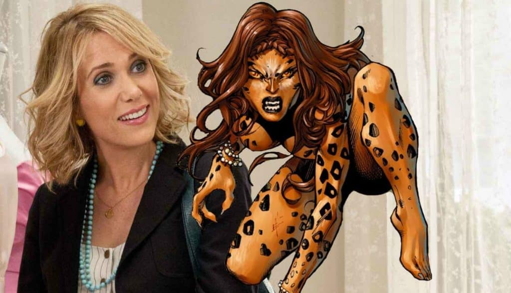 Kristen Wiig Cheetah Wonder Woman 2