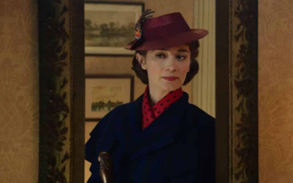 Marry Poppins Returns Emily Blunt