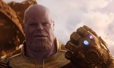 MCU Avengers: Infinity War Thanos