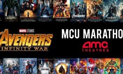 MCU Marathon AMC Theatres
