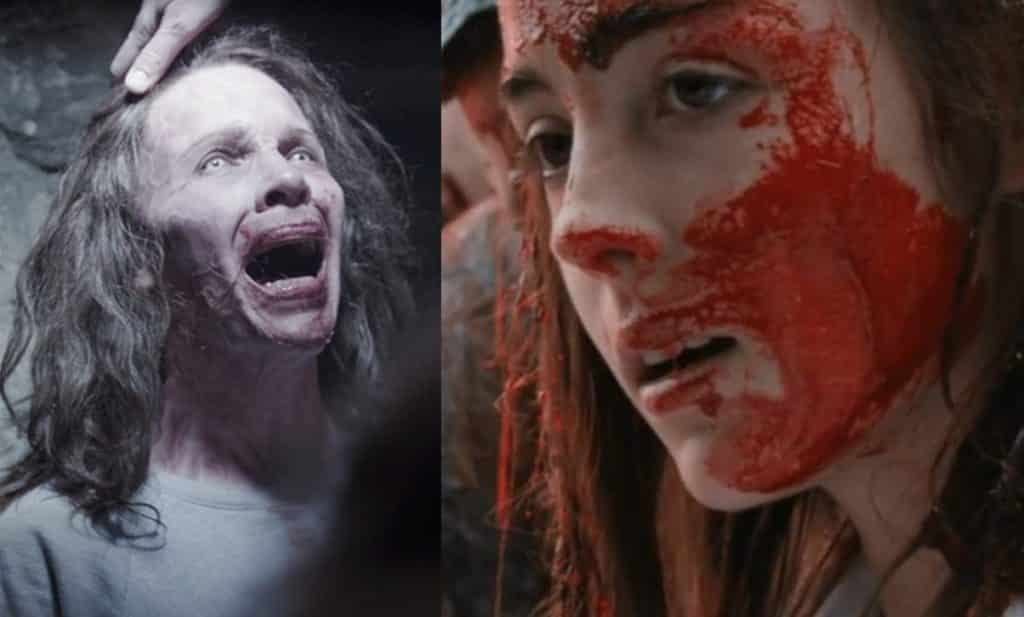 Netflix Reveals 10 Horror Movies That Are Too Scary To Finish