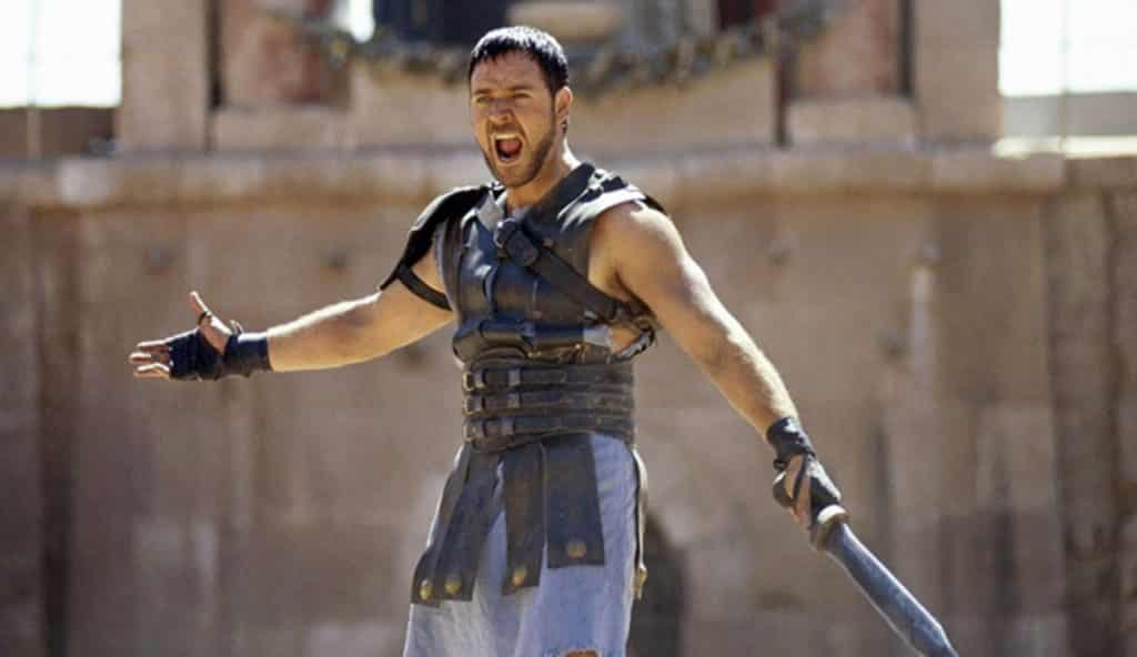 Movies Gladiator Movie Russell Crowe 1439x1403 Wallpaper: Russell Crowe Having A 'Divorce Auction' After Paying Ex