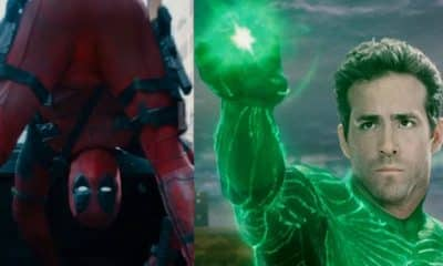 Ryan Reynolds Deadpool Green Lantern