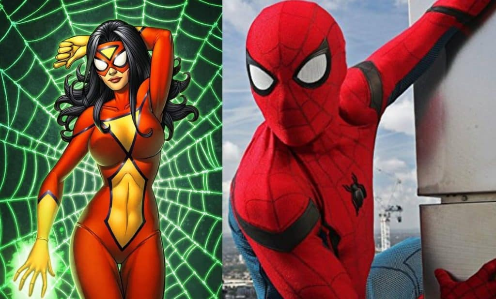 Spider-Man: Homecoming 2 Spider-Woman