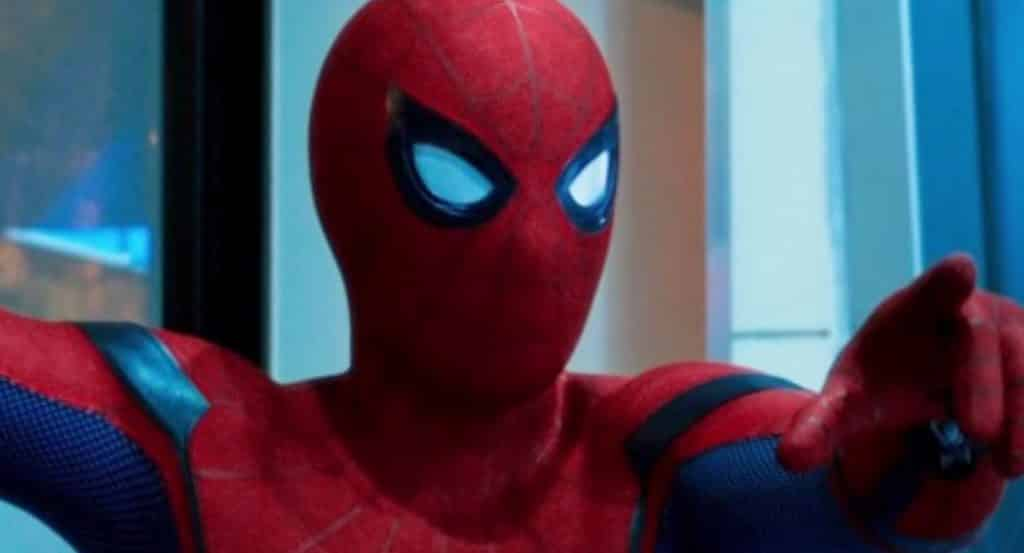 Spider-Man: Homecoming Sequel Suit