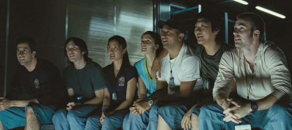 Sunshine Movie 2007 Cast