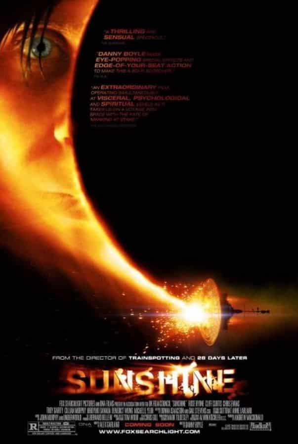 Sunshine Movie Poster 2007