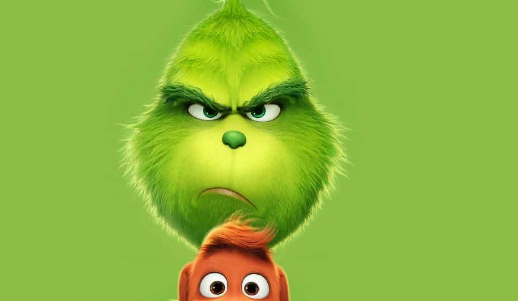 Benedict Cumberbatch Is The Grinch In The Film's First Trailer