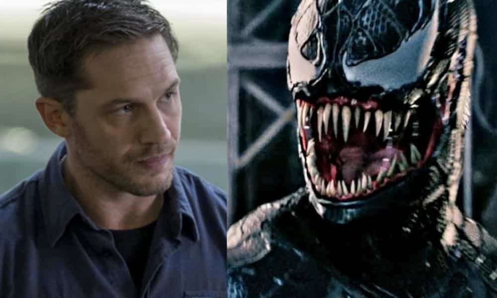 Tom Hardy Seemingly Debunks Those Recent Venom Movie Rumors